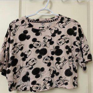 Mickey Mouse Matching  PJ Set - Disney Pyjamas
